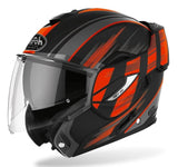 Airoh REV 19 Ikon Orange Matt Helmet