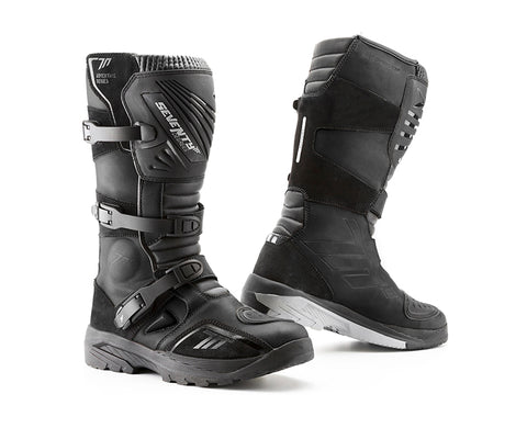 Seventy Degrees SD-BA4 Black Boots