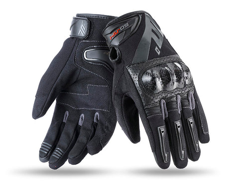 Seventy Degrees SD-N14 Summer Naked Man Black/Grey Glove