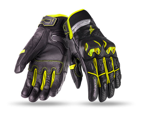 Seventy Degrees SD-N32 Summer Naked Man Black/Yellow Glove