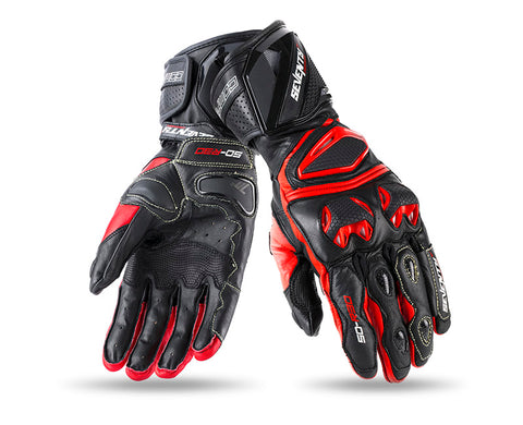 Seventy Degrees SD-R30 Racing Man Black/Red Glove