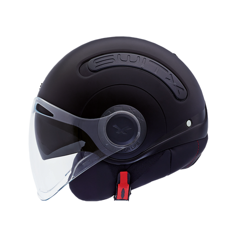 Nexx SX.10 Plain Black MT Helmet