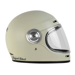 Origine Vega Matt Stripe White Helmet
