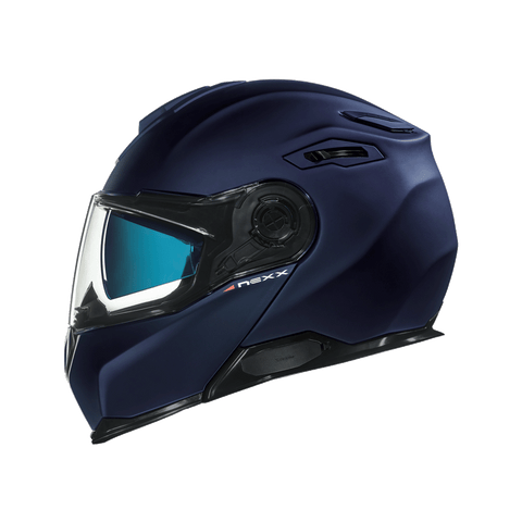 Nexx X.Vilitur Plain Navy Blue MT Helmet