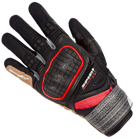 Spidi X-Force Red Gloves