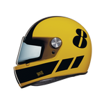 Nexx X.G100R Billy B Yellow/Black Helmet
