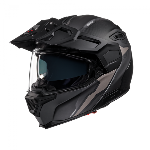Nexx X.Vilijord Carbon Light Nomad Black MT Helmet