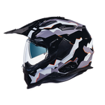 Nexx X.Wed2 Hill End Black/Grey MT Helmet