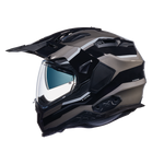 Nexx X.Wed2 X-Patrol Black/Dark Grey Helmet