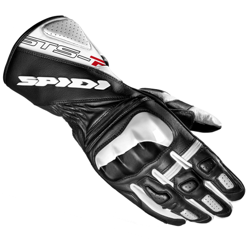 Spidi STS-R2 Lady Black/White Glove
