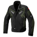 Spidi Freerider H2Out Green/Black Jacket