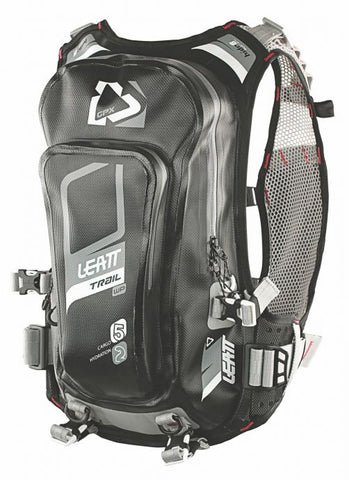 Leatt Hydration GPX Trail WP 2.0 Blk/Grey