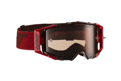 Leatt Goggle Velocity 6.5 Ruby/Red Rose UC 32%