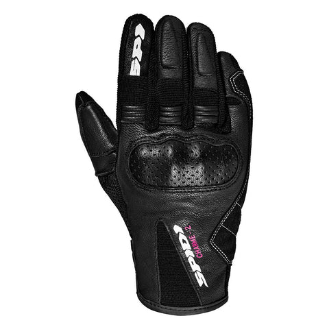 Spidi Charme 2 Lady Black Gloves