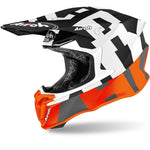Airoh Twist 2.0 Frame Orange Matt Helmet