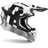 Airoh Twist 2.0 Frame Grey Gloss Helmet