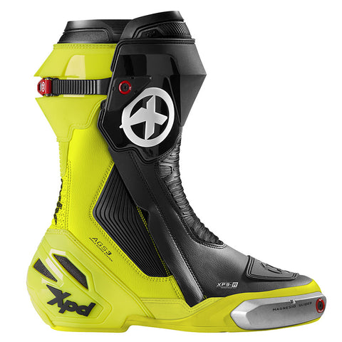 XPD XP9-R Yellow Boots