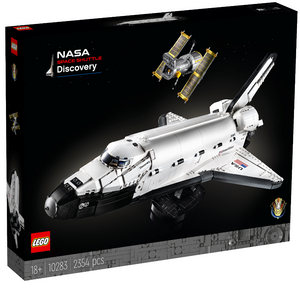 LEGO® NASA Space Shuttle Discovery 10283