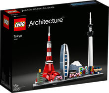 Load image into Gallery viewer, LEGO® Architecture Tokyo 21051