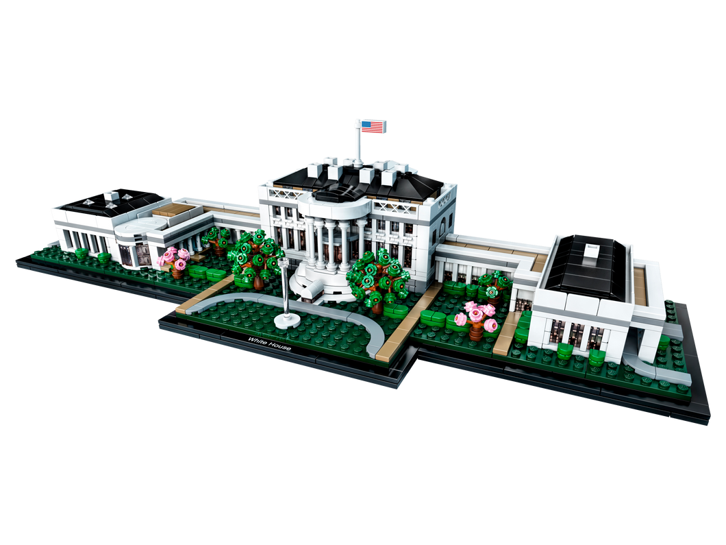 LEGO® Architecture The White House 21054