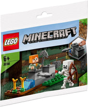 Load image into Gallery viewer, LEGO® Minecraft™ The Skeleton Defence Polybag 30394