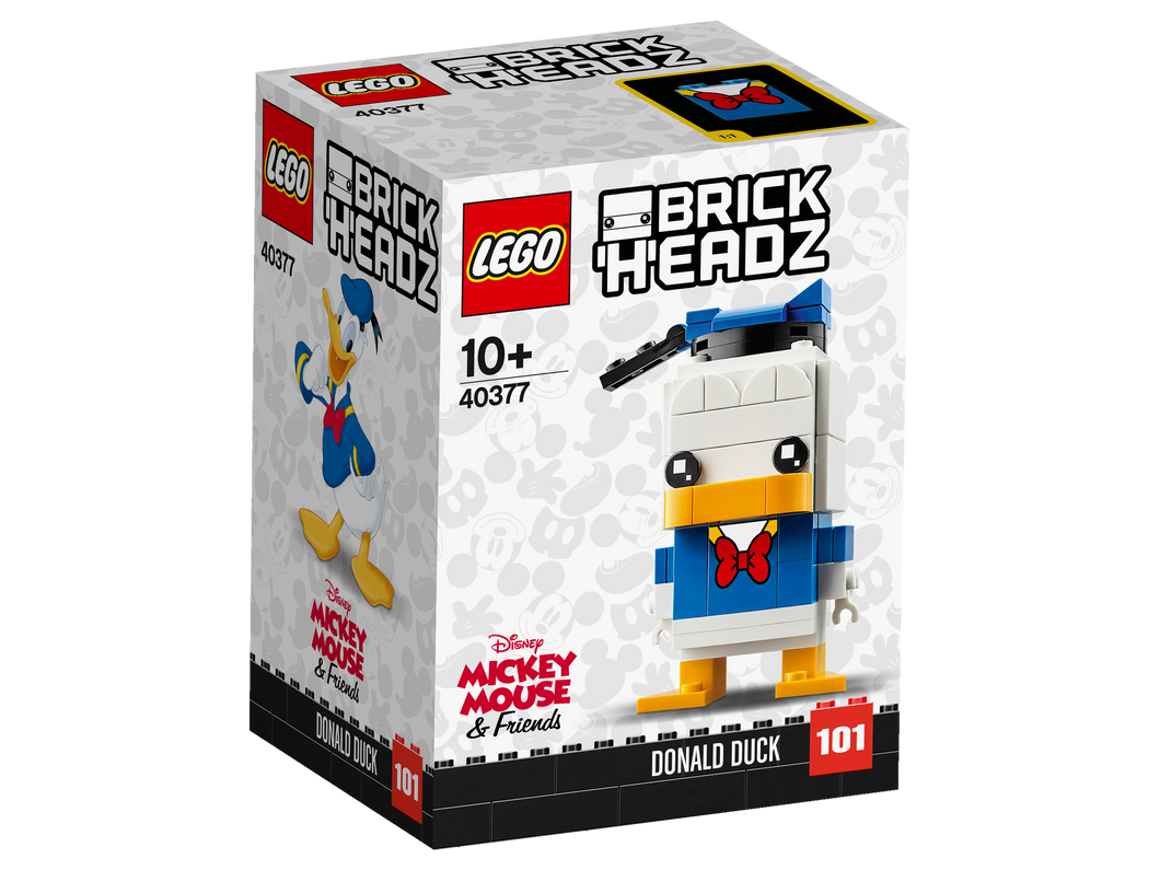 LEGO® BrickHeadz™ Donald Duck 40377