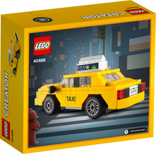 Load image into Gallery viewer, LEGO® Creator Yellow Taxi 40468