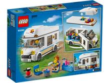 Load image into Gallery viewer, LEGO® City Holiday Camper Van 60283