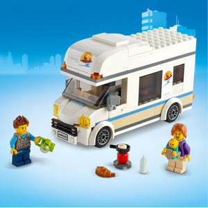 LEGO® City Holiday Camper Van 60283