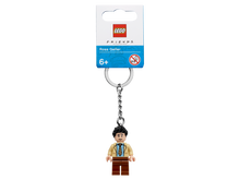 Load image into Gallery viewer, LEGO® Ideas Ross Keyring 854117