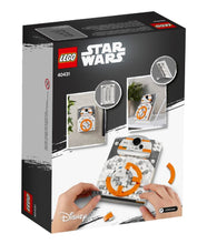 Load image into Gallery viewer, LEGO® Brick Sketches™ BB-8™ 40431
