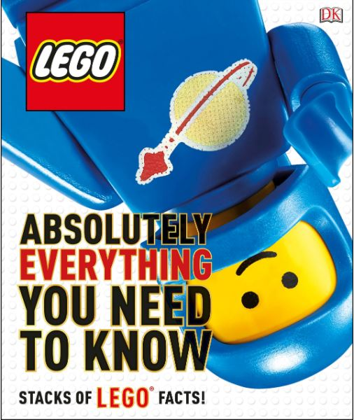 LEGO® Absolutely Everything You Need to Know Hardcover