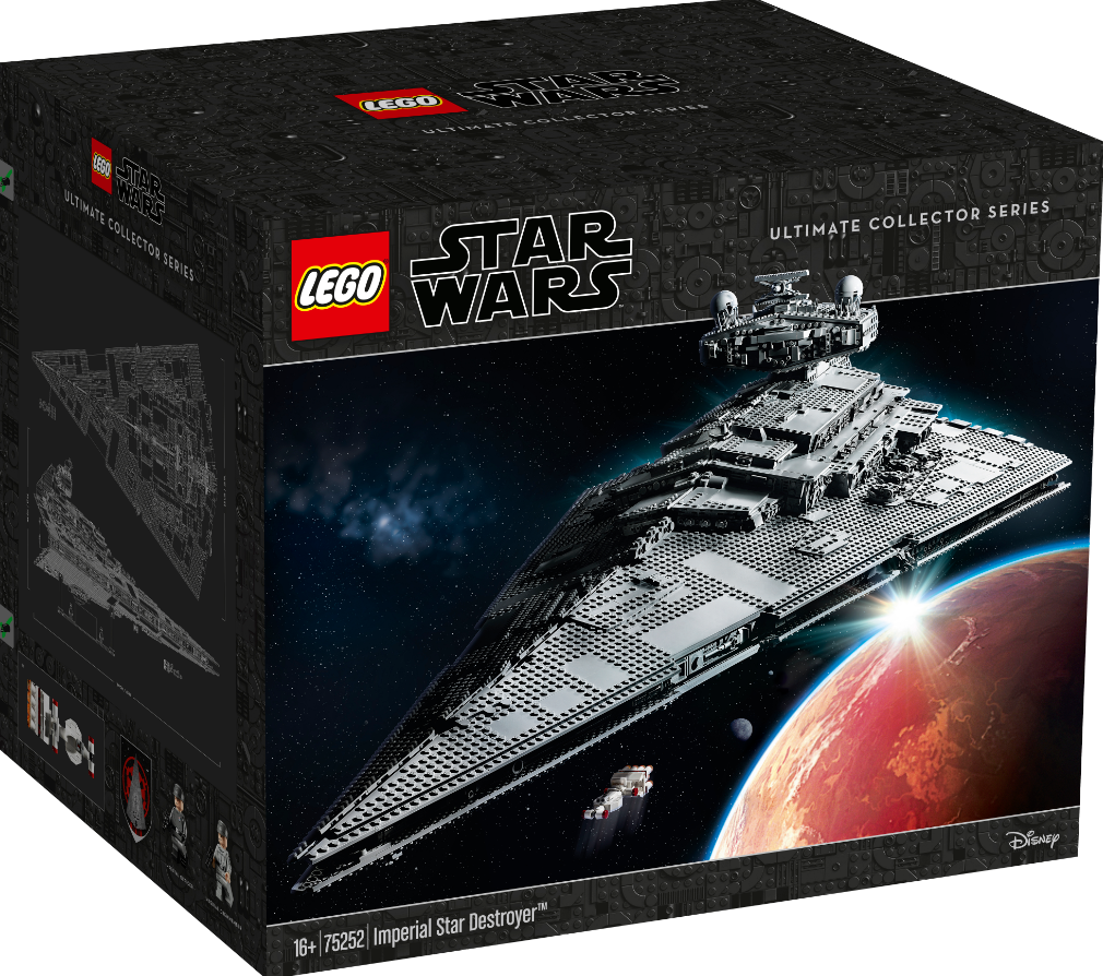 LEGO® Star Wars™ Imperial Star Destroyer™ 75252