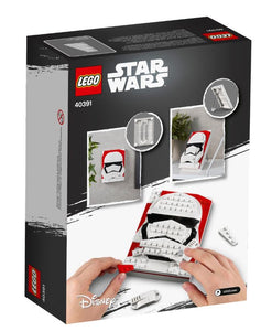 LEGO® Brick Sketches™ First Order Stormtrooper™ 40391
