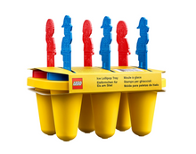 Load image into Gallery viewer, LEGO® Iconic  Brick Ice Lollipop Tray 853912
