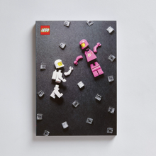 Load image into Gallery viewer, LEGO Minifigure Journal