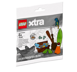 LEGO® Xtra Sea Accessories Polybag 40341