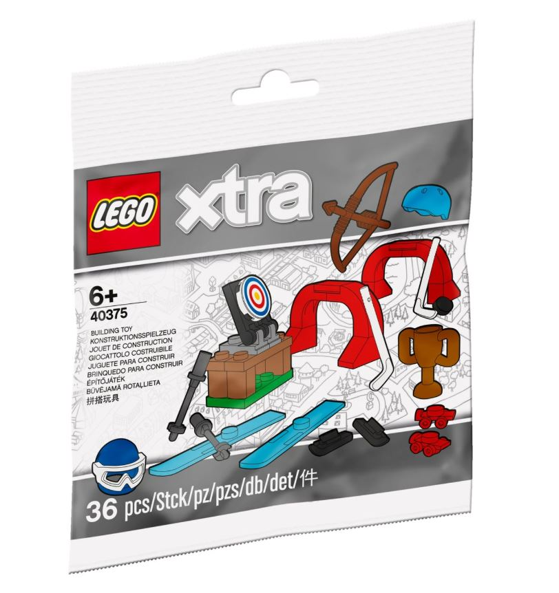 LEGO® Xtra Sports Accessories Polybag 40375