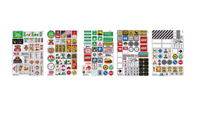 LEGO® Xtra Brick Stickers 853921