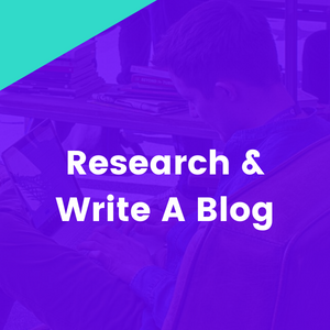 Blog Research and Writing