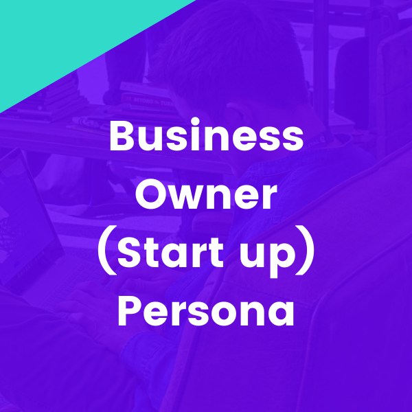 Business Owner (Start up)