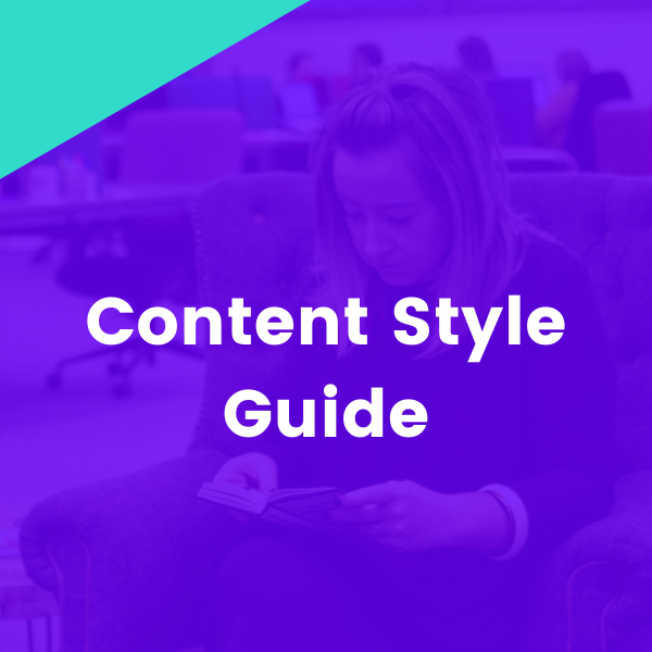 Content Style Guide