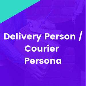 Delivery Person / Courier