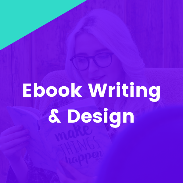 Ebook creation (writing and design)