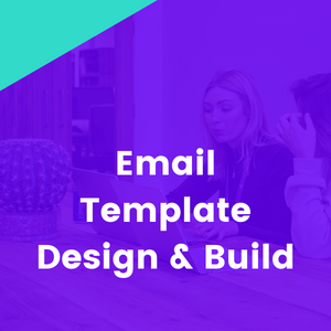 Email Template Design and Build