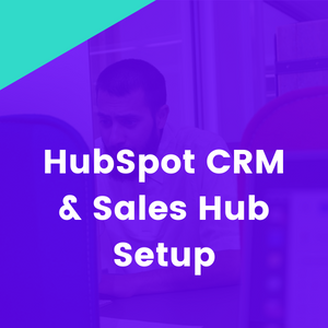 CRM and Sales Hub Setup