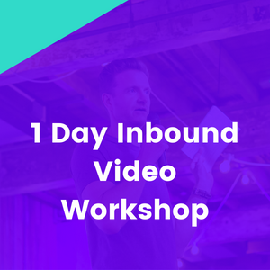 1-day Inbound Video In-Person Workshop