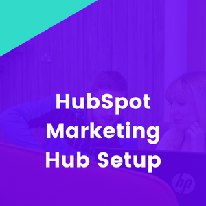 Marketing Hub Setup