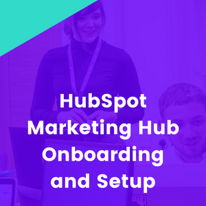 HubSpot remote onboarding and setup