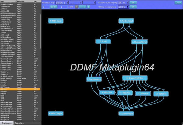 DDMF Metaplugin - Arda Suppliers